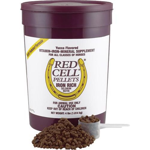 Horse Health™ Products Red Cell® Pellets
