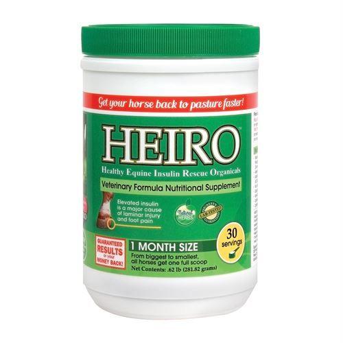 Heiro™ Healthy Equine Insulin Rescue Organical - 30 day