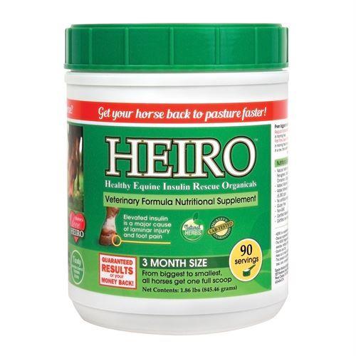 Heiro™ Healthy Equine Insulin Rescue Organical - 90 day