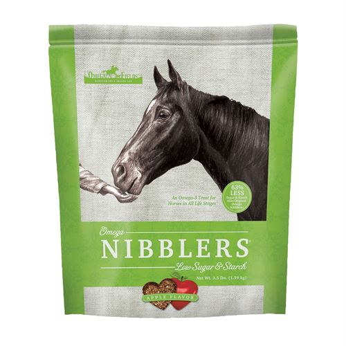 Omega Fields® Apple-Flavored Omega Nibblers® Low Sugar & Starch