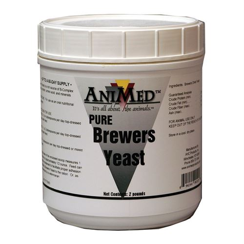 AniMed™ Brewers Yeast - 2 lb