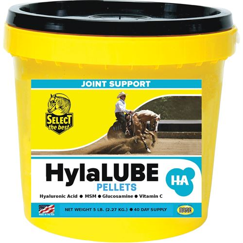 Select the Best® HylaLUBE™ Pellets - 5 lb