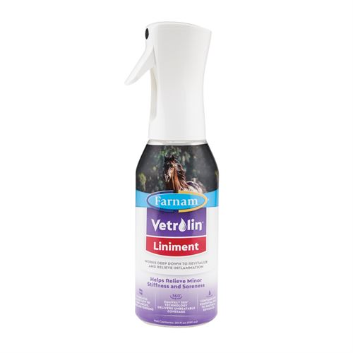 Vetrolin® Liniment Spray 360