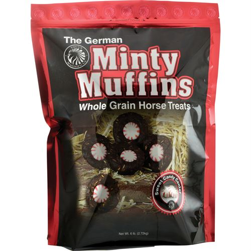 Equus Magnificus German Minty Muffins - 6 lbs.