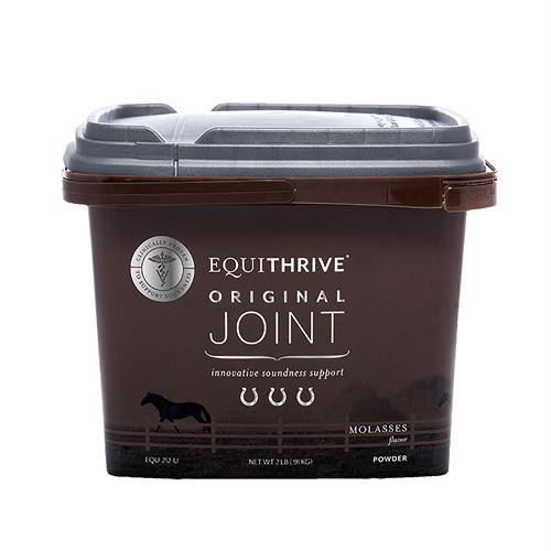 Equithrive® Original Joint Powder Molasses Flavor