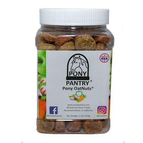 Pony Pantry Oatnuts Jar