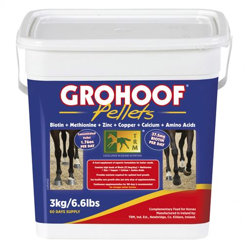 TRM Grohoof Concentrated Pellets