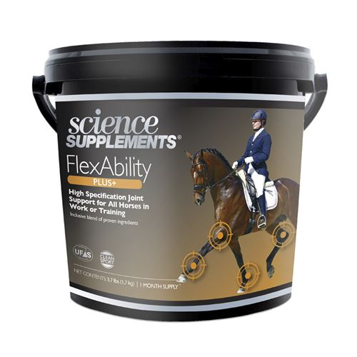 Science Supplements® FlexAbility Plus+ Horse Joint Support