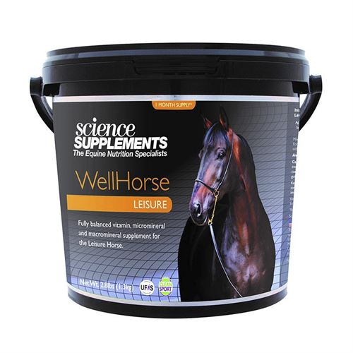 Science Supplements® WellHorse Leisure Horse Vitamins and Minerals