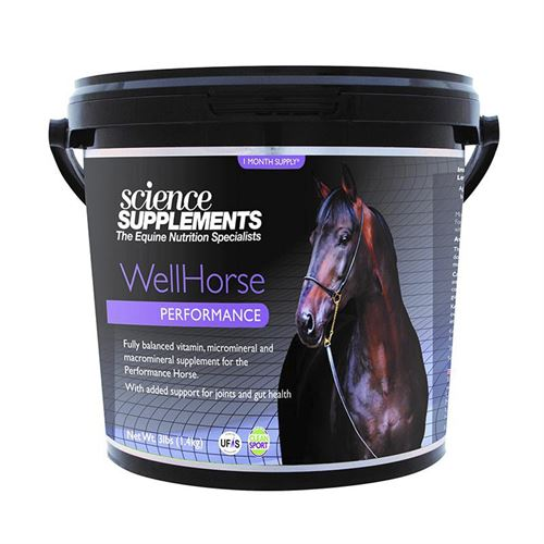 Science Supplements® WellHorse Performance Horse Vitamins and Minerals