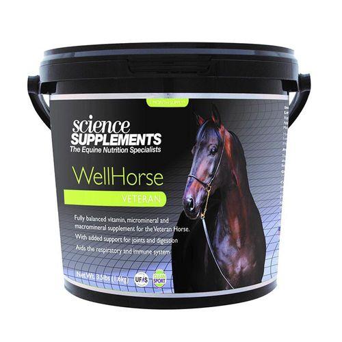 Science Supplements® WellHorse Veteran Horse Vitamins and Minerals