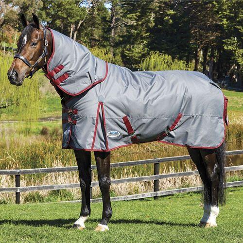 WeatherBeeta® ComFiTec™ Plus Dynamic Detach-A-Neck Medium Weight Turnout Blanket