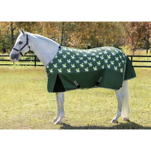TuffRider® Medium Weight Printed Turnout Blanket