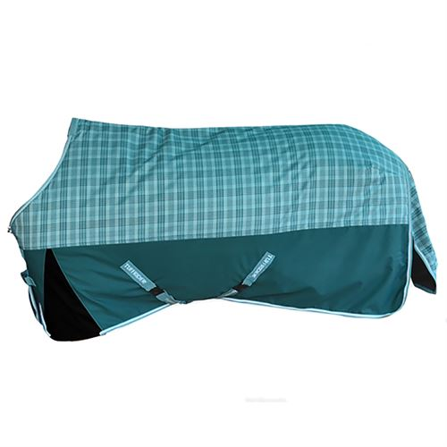 TuffRider® Bonum 1200D Ripstop 220-grams Medium-Weight Turnout Blanket with Standard Neck