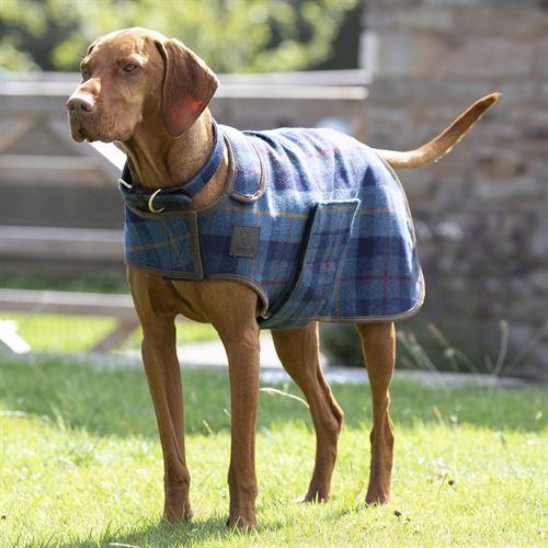 Shires Digby & Fox Tweed Dog Coat