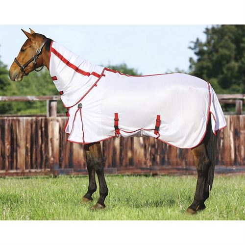 TuffRider® Power Mesh Detachable Neck Fly Sheet