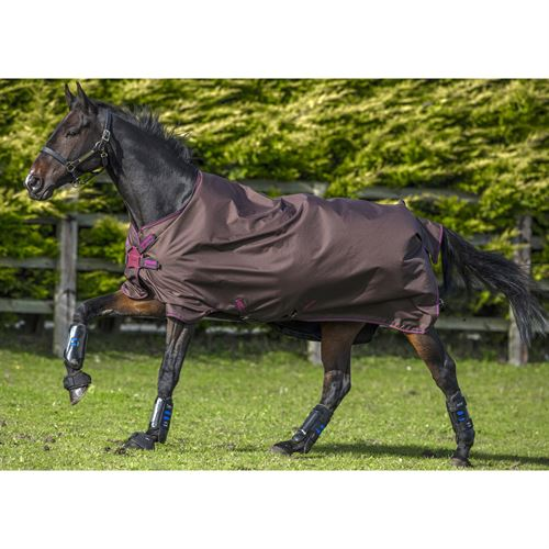 Horseware® Amigo® Hero 900 Lite Net Lined Turnout with Disc Front