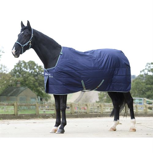 Bucas Quilt Heavyweight Stable Blanket with Silky Lining - 300 grams