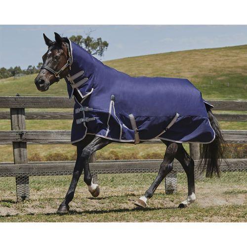 WeatherBeeta® ComFiTec™ Essential Combo Neck Medium-Weight Turnout Blanket