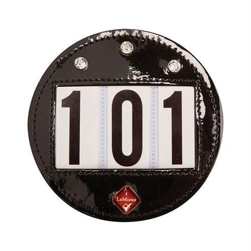 LeMieux® Diamonté Bridle Number Holder