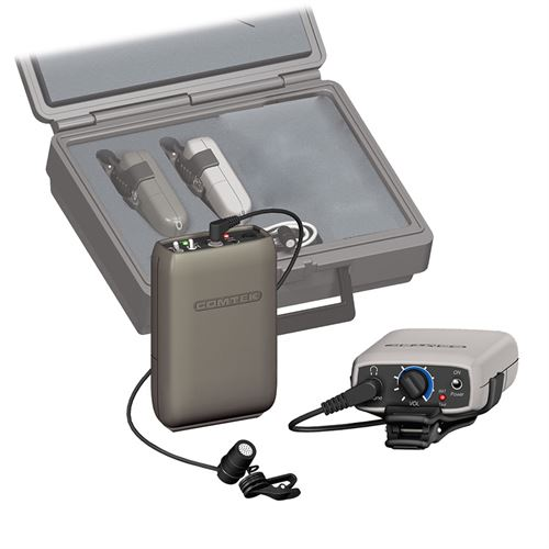 COMTEK® ALS-216 Personal Trainer Wireless Communication System