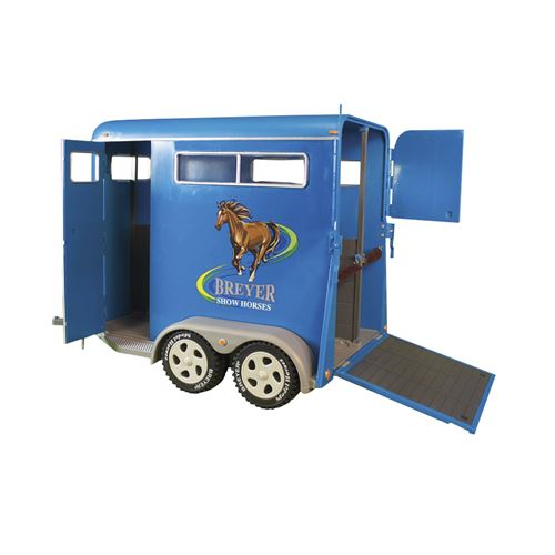 Breyer® Traditional® Two-Horse Trailer