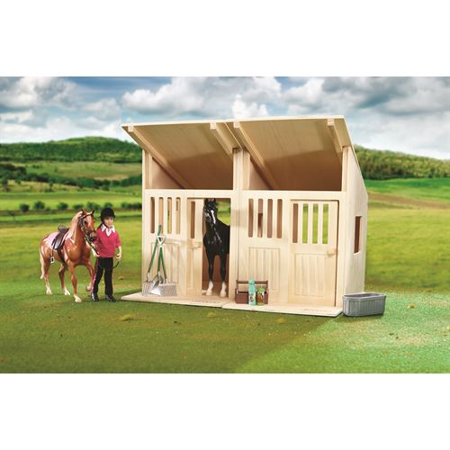 breyer barns by horse stable