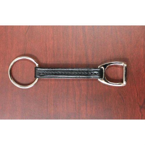 Dover Saddlery® Small Stirrup Key Fob