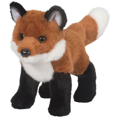 Douglas® Bushy Red Fox Stuffed Toy