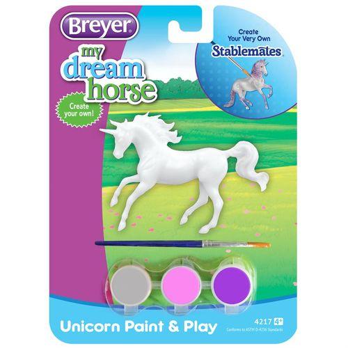 Breyer® Stablemates® Unicorn Paint & Play