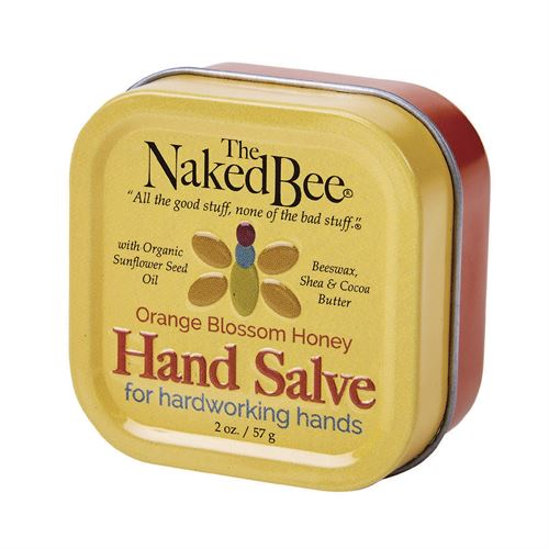The Naked Bee® Orange Hand Salve