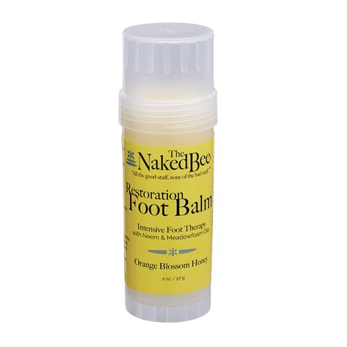 The Naked Bee® Foot Balm