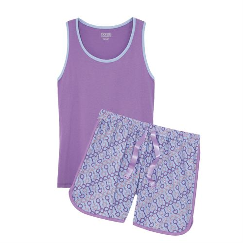 Dover Saddlery® Ladies' Hit the Hay Summer Tank & Shorts Set