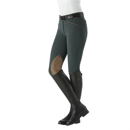 Dover Saddlery® Ladies Wellesley Knee-Patch Breech