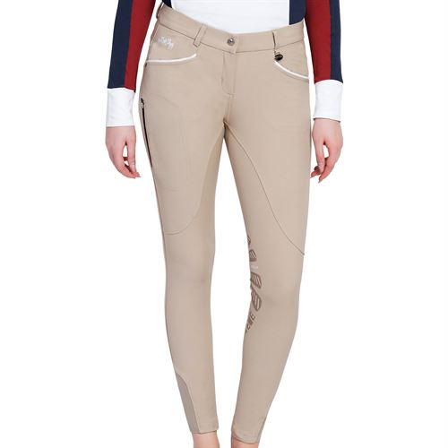 Equine Couture™ Ladies Lille Knee-Patch Breech