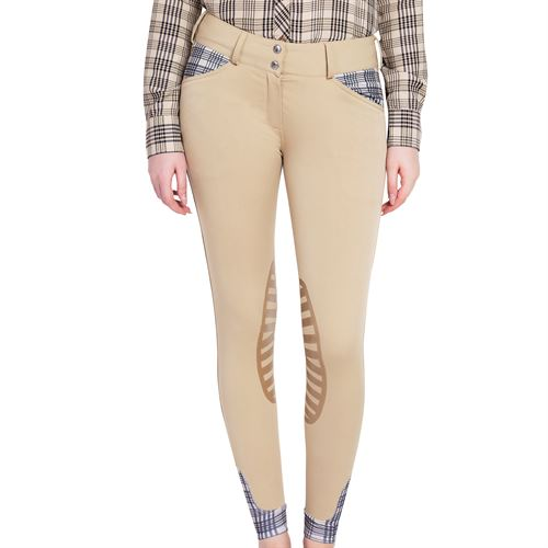 Baker® Ladies Pro Silicone Knee-Patch Breech