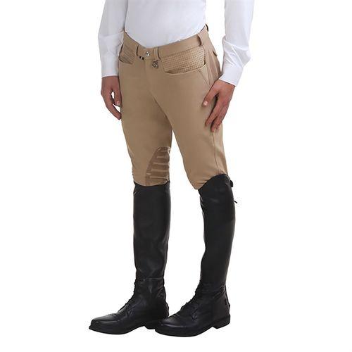 TuffRider® Mens Oslo Knee-Patch Breech