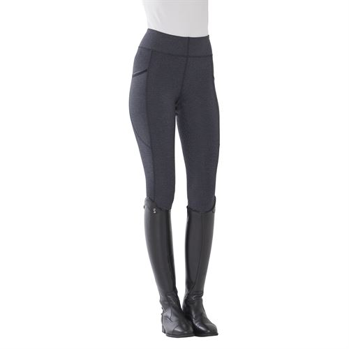 Dover Saddlery® Ladies' Mélange Full-Seat Tight