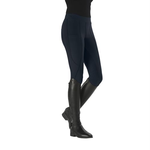 Dover Saddlery® Ladies' Tech Winter Full-Seat Tights