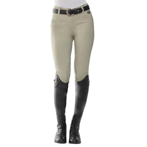 Kerrits Ladies' Crossover II Knee-Patch Breech