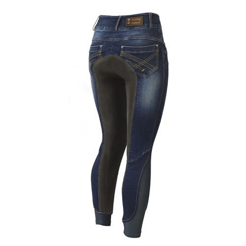 Tredstep™ Ladies' Denim II Full-Seat Breech