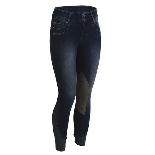Tredstep™ Ladies' Denim II Knee-Patch Breech