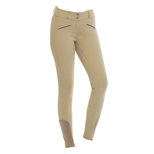 Goode Rider™ Ladies' Miracle Breech Knee-Patch Breech
