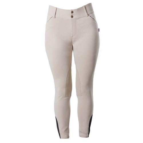 Devon-Aire® Ladies' Granada Mid-Rise Knee-Patch Breech
