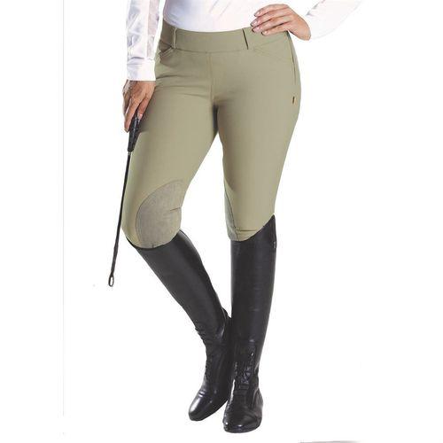 Devon-Aire® Ladies' Signature Side-Zip Woven Breech