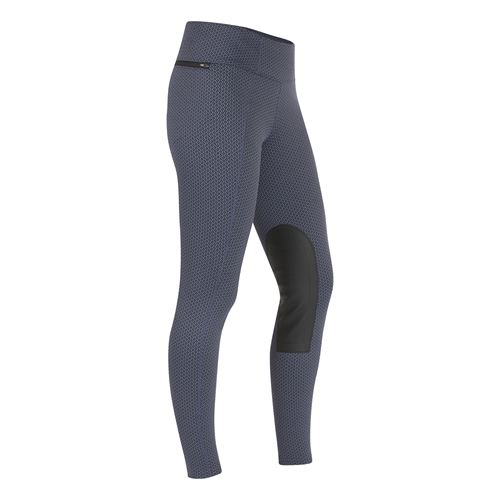 Kerrits Ladies' Fleece Lite Knee-Patch Tight