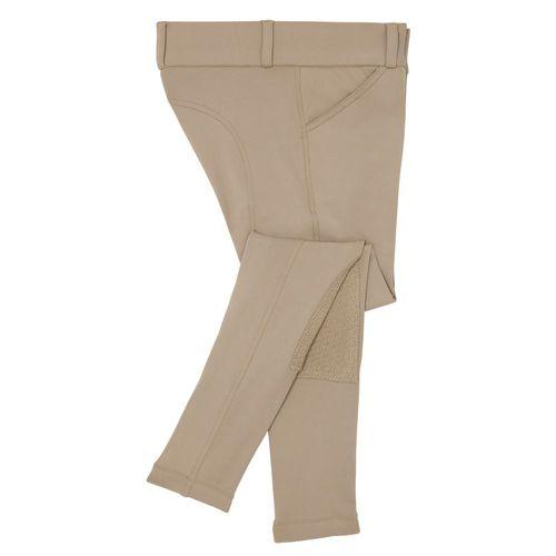 Riding Sport® by Dover Saddlery® Girls' Essential Lightweight Knee-Patch Breech