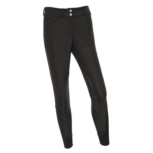 Dover Saddlery® Ladies' Wellesley Ripstop Knee-Patch Breech