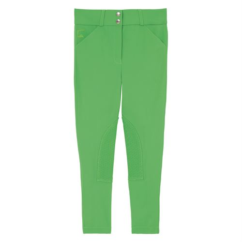 Riding Sport™ by Dover Saddlery® Girls' Essential Bright Pull-On Breech