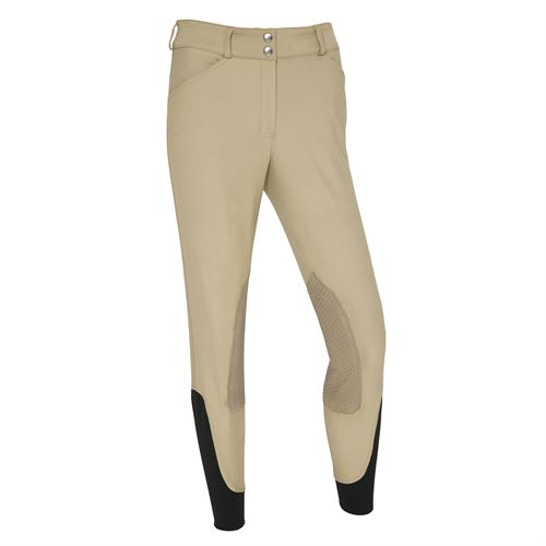 Dover Saddlery® Ladies' Wellesley Tautine Knee-Patch Breech